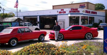 Dynamic Automotive La Verne CA - Muscle car repair